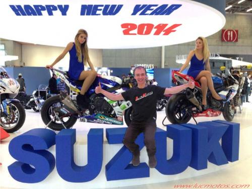 Happy New Year with Suzuki !