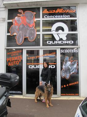 Lucmotos votre New Concession QUADRO